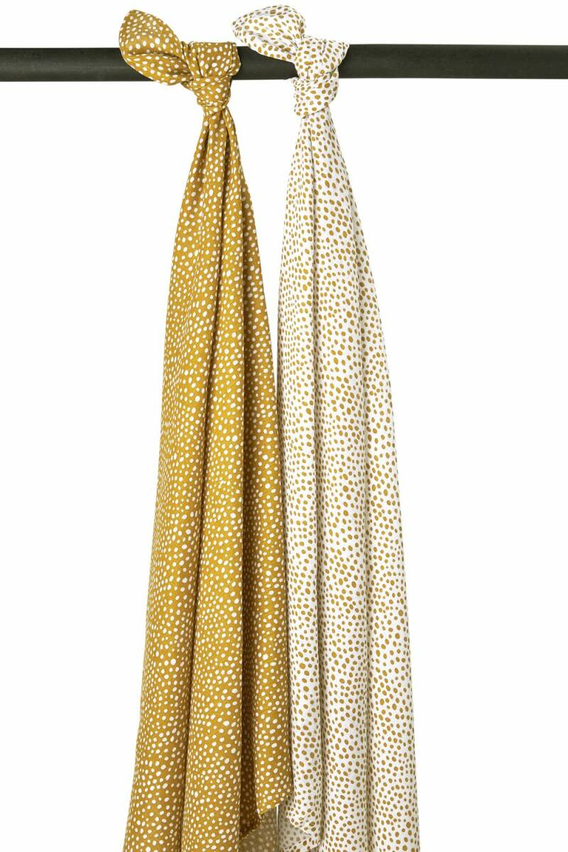 Meyco Swaddle - Honey Gold