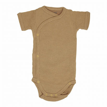 Lodger Romper Ciumbelle Short Sleeves - Honey