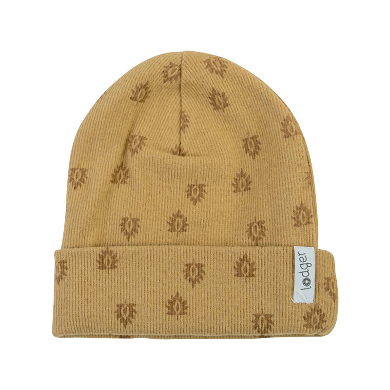 Lodger Beanie Nomad Rib - Honey