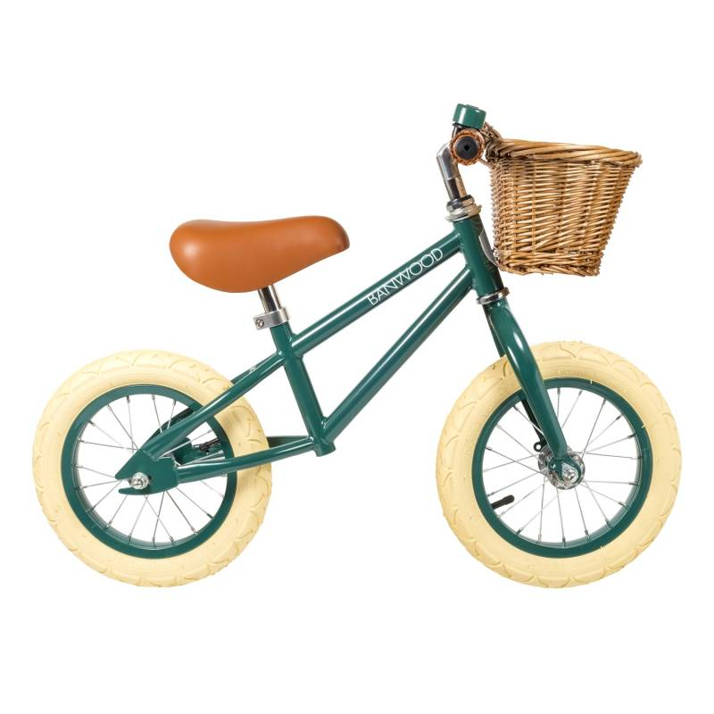 Banwood First Go loopfiets groen
