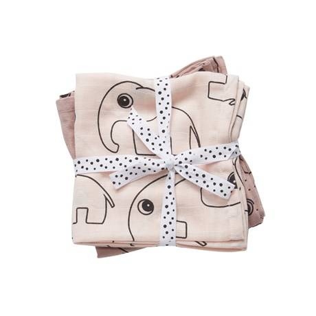 Done by deer swaddle 2-pack contour - Poeder
