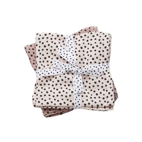 Done by deer swaddle 2-pack happy dots - Poeder