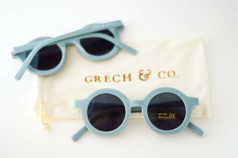 Grech & co zonnebril LIGHT BLUE 08
