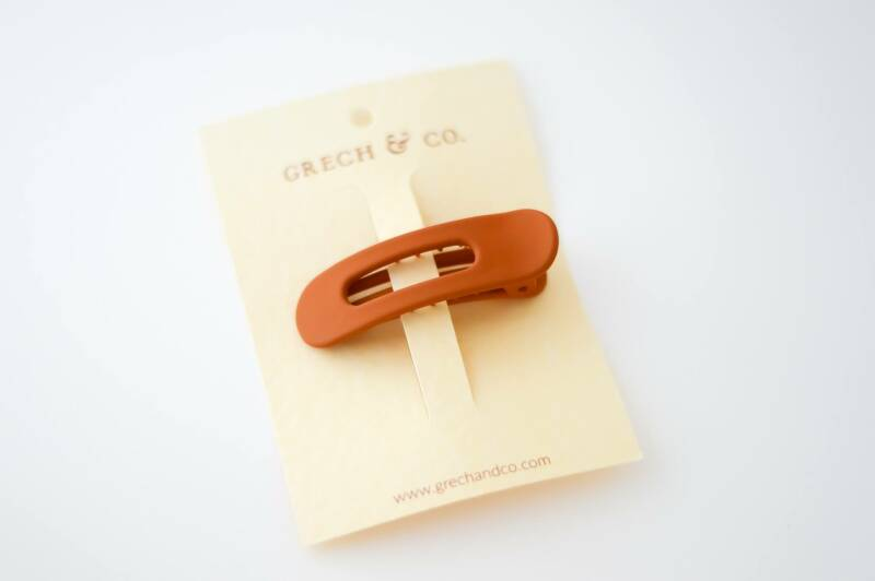 Grech & Co Grip Clip - Spice