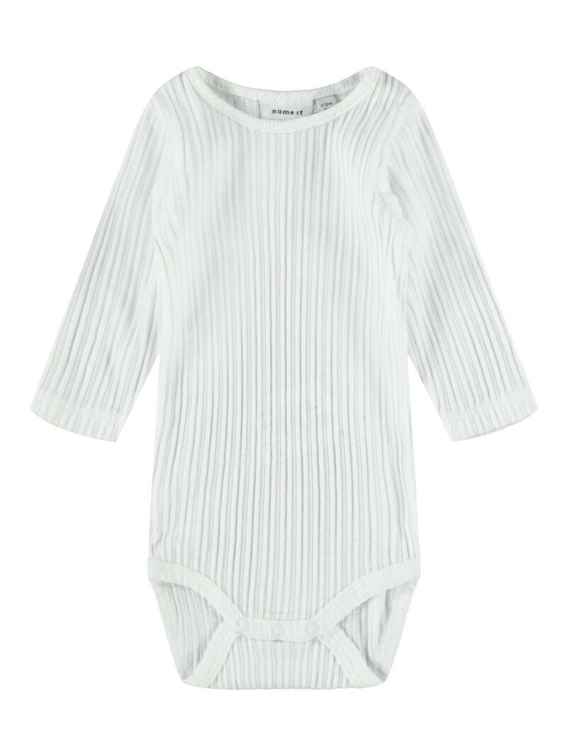 Name It Romper Henriette - Bright White
