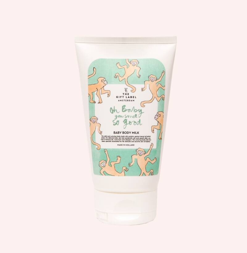 The Gift Label bodymilk aap 'oh baby'