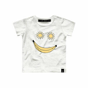 Your Wishes wit t-shirt banana smile