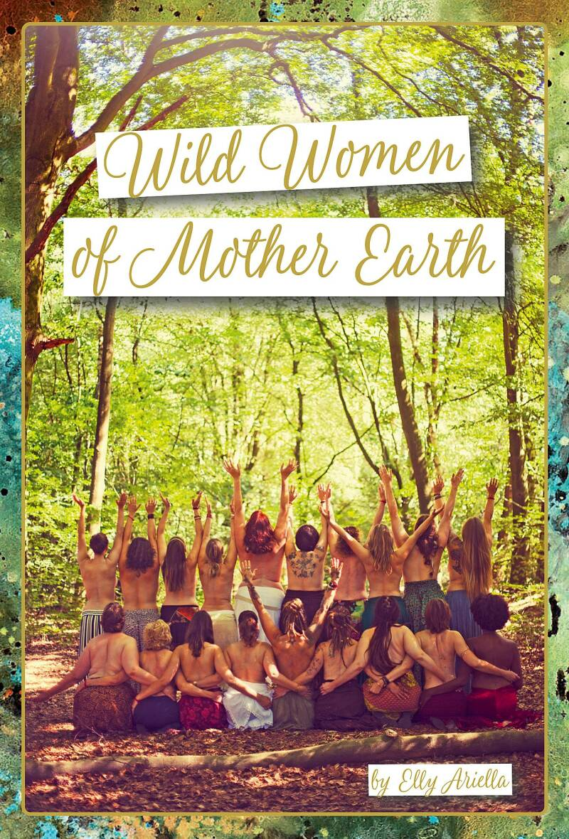 Wild Women of Mother Earth orakelkaarten NL