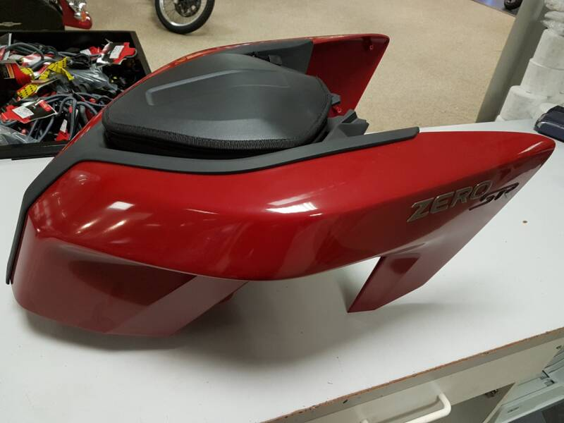 Tank cover rood