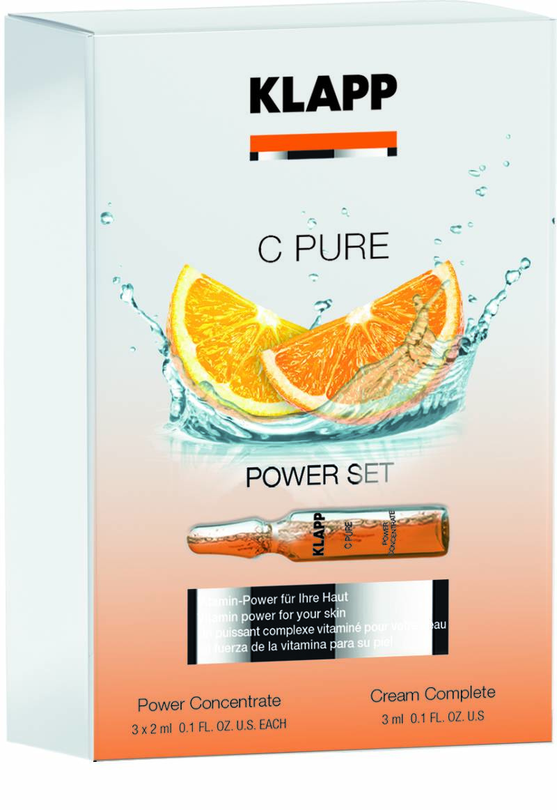 C Pure | Power Set