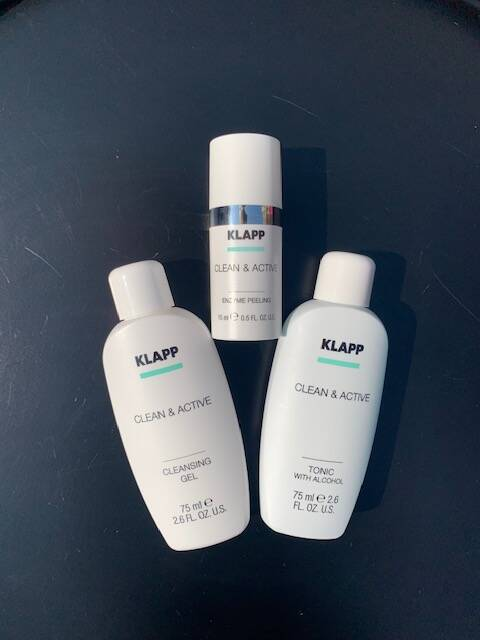 Clean & Active MINI | Cleasing Lotion + Tonic + Enzyme Peeling