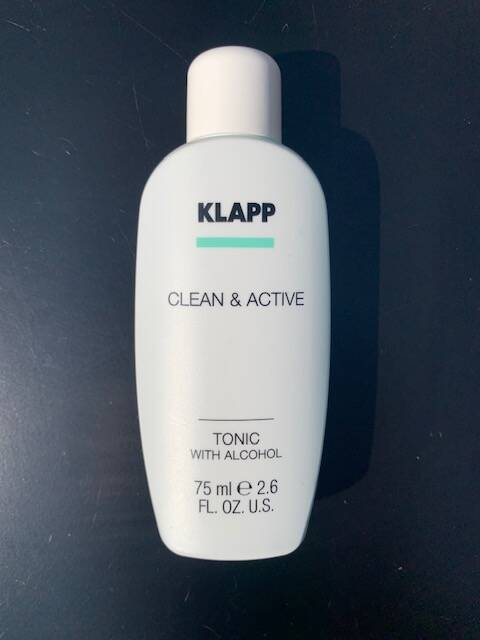 Clean & Active MINI   Tonic with Alcohol