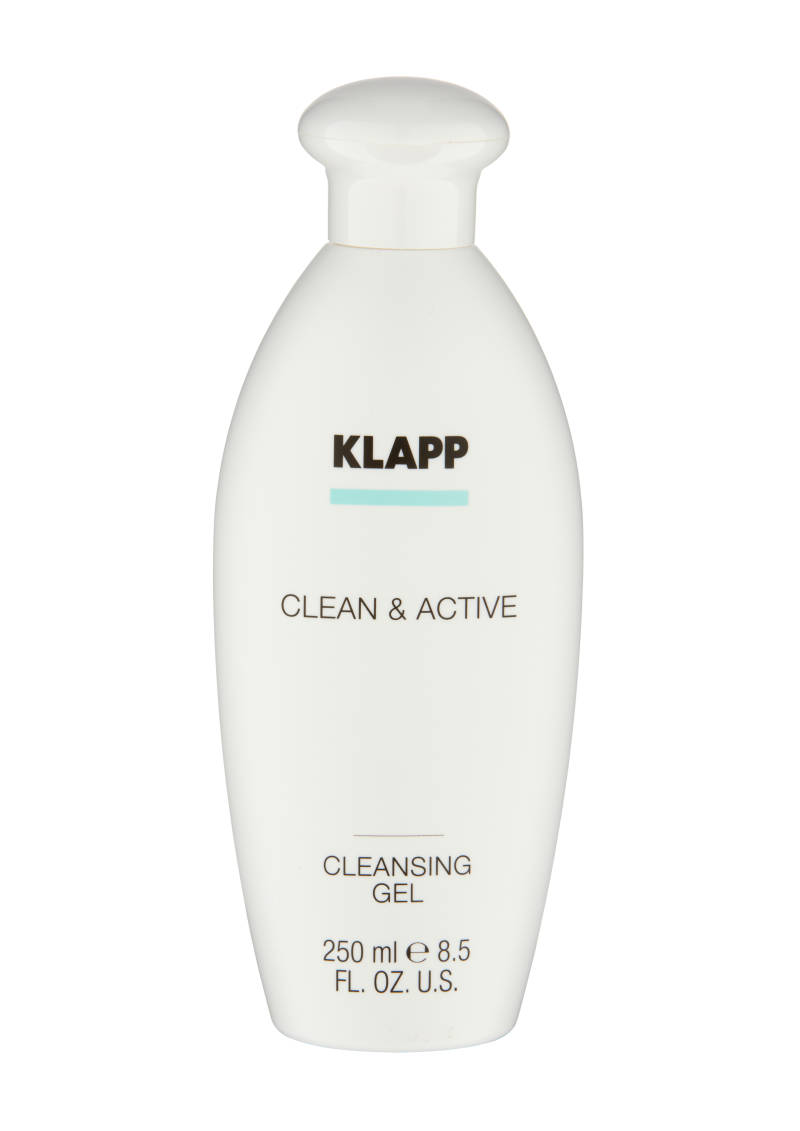 Clean & Active | Cleasing Gel