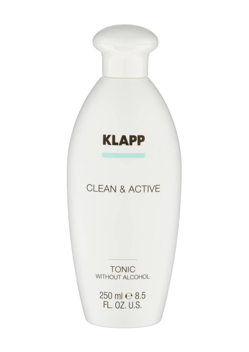 Clean & Active   Tonic Without Alcohol