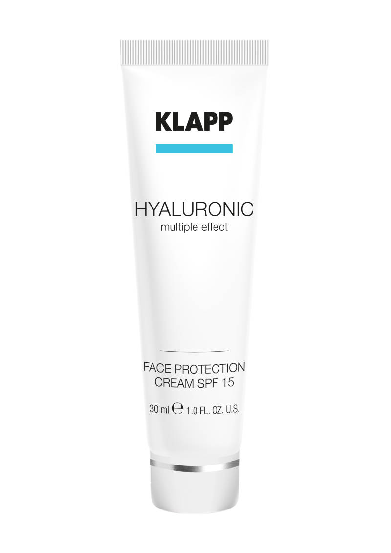 Hyaluronic   Face Protection SPF 15