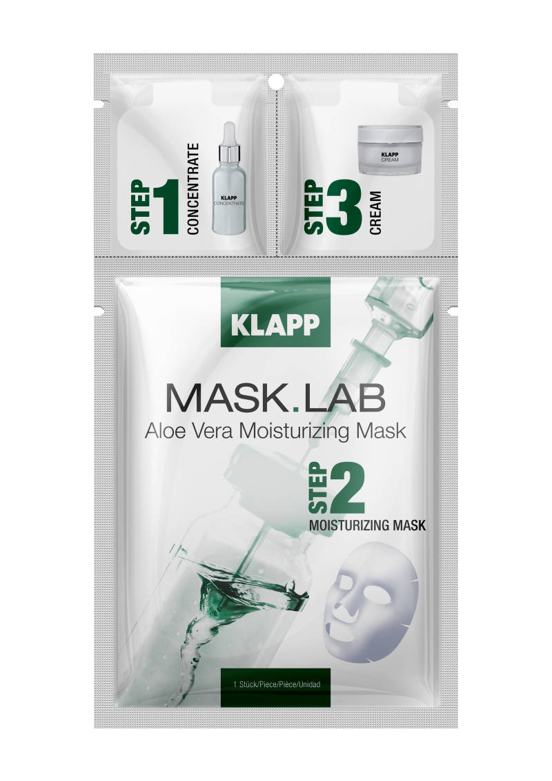 Mask Lab | Aloe Vera  Moisturizing Mask