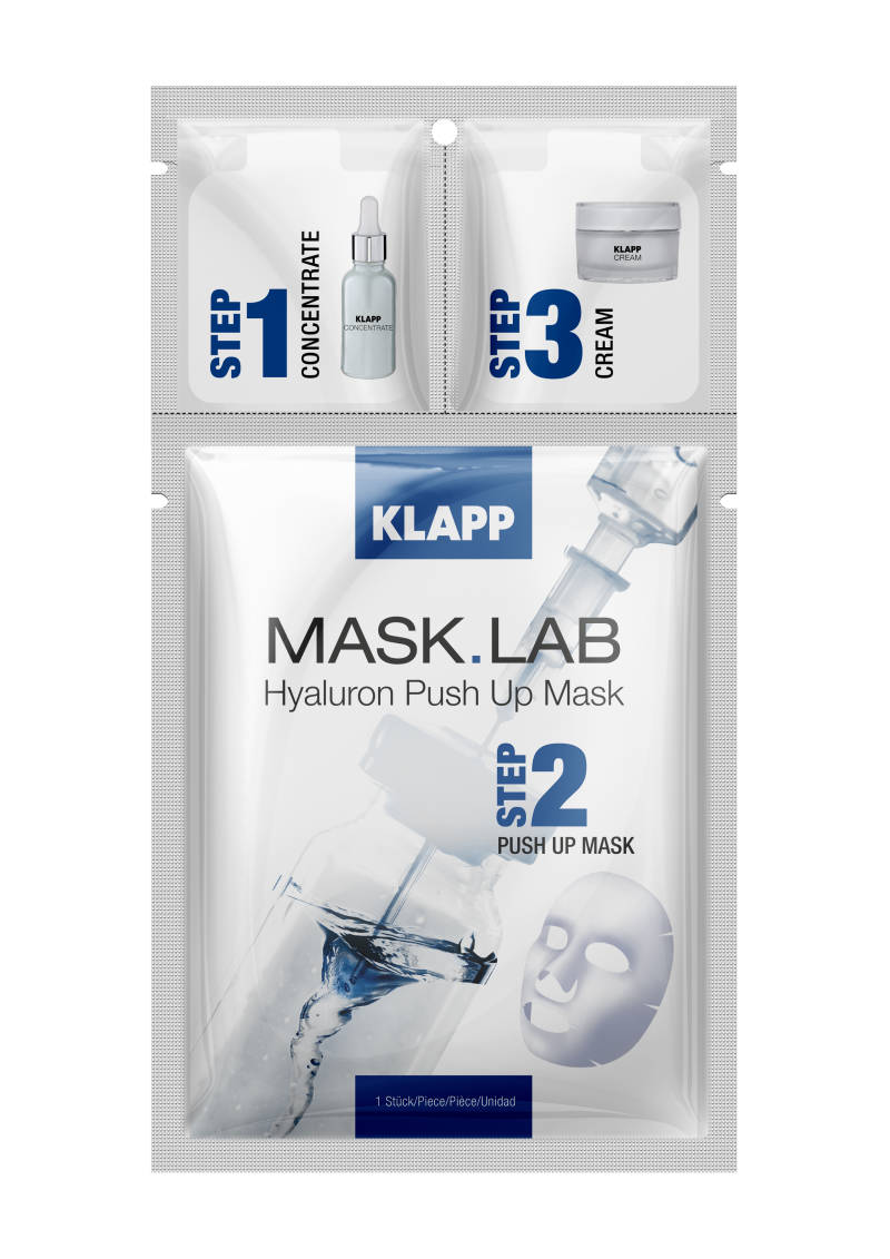 Mask Lab | Hyaluron Push Up Mask