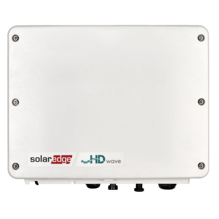 SolarEdge 1PH Omvormer, 5.0kW, HD-Wave Technologie, met SetApp configuratie