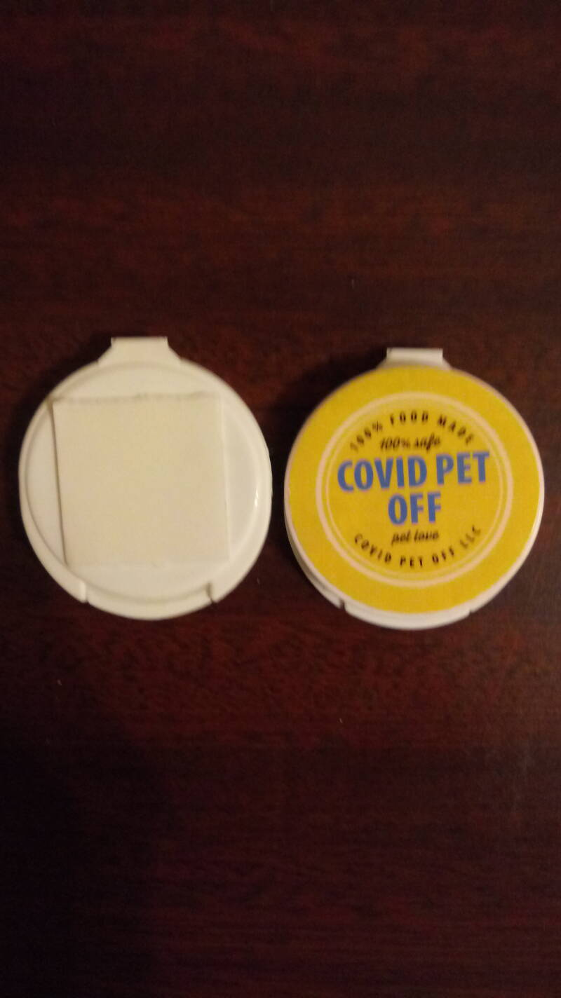 Covid Pet Off 1 Pack