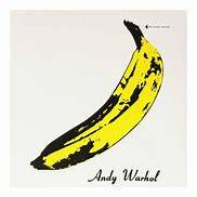 LP The Velvet Underground & Nico producer by Andy Warhol