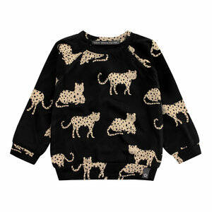SWEATER WILD CHEETAH