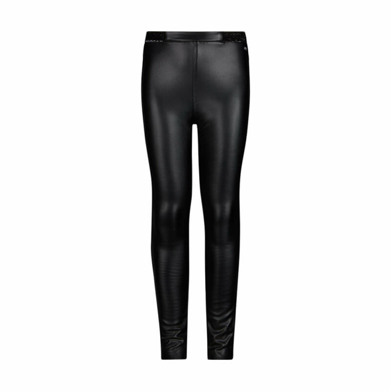 LEATHER LOOK BROEK PHILLIPA