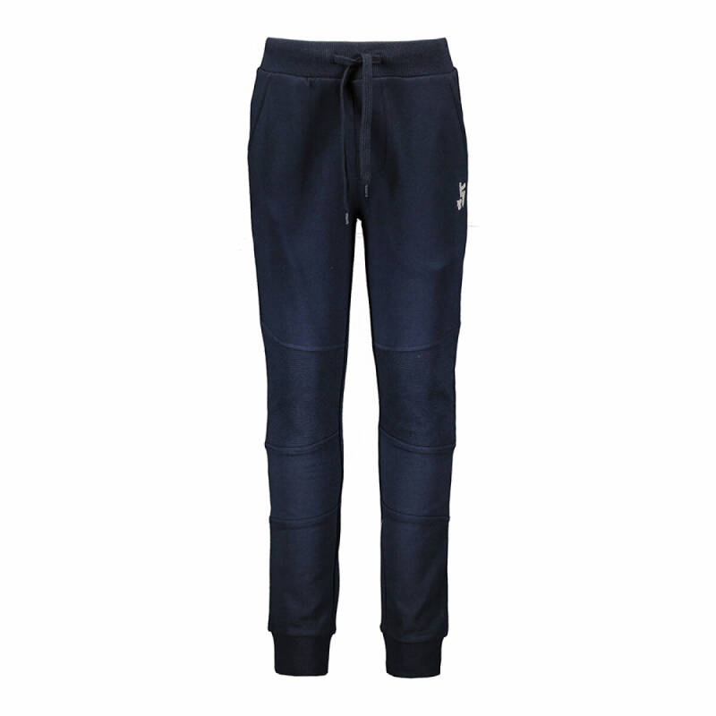 JOG PANTS KNEEPATCH NAVY