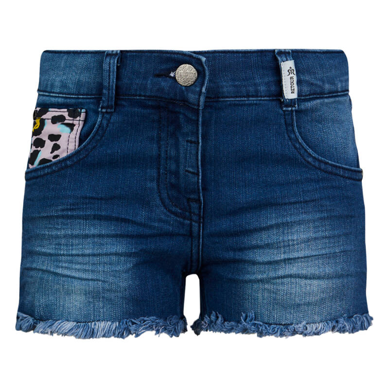 JEANS SHORT TREES