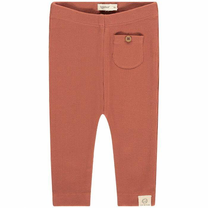 PANTS INDIAN RED