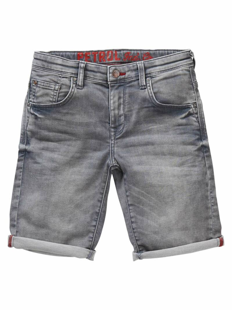 JEANS SHORT JACKSON DUSTY SILVER