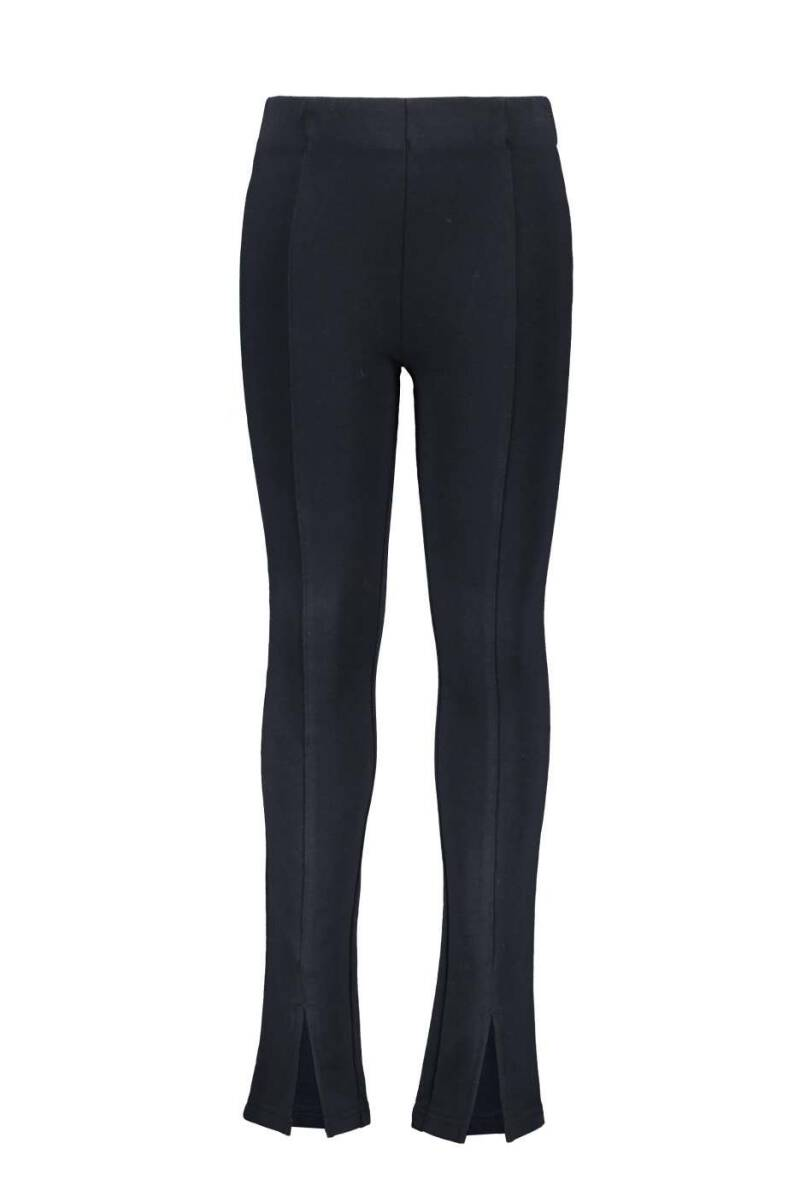 LIGHT SWEAT FLARED PANT NAVY