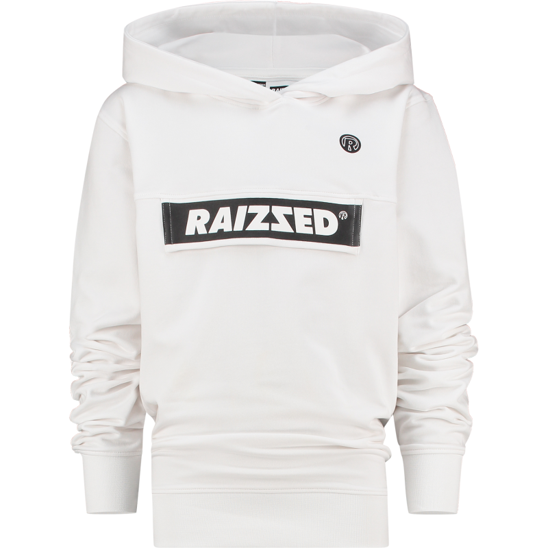 HOODIE NORWICH REAL WHITE
