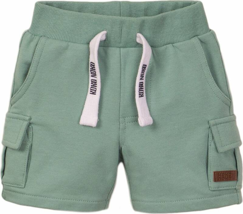 JOGGING SHORT FADED GREEN