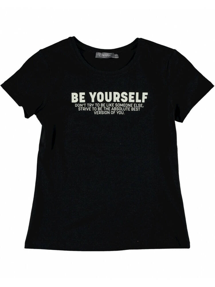 T-SHIRT BE YOURSELF