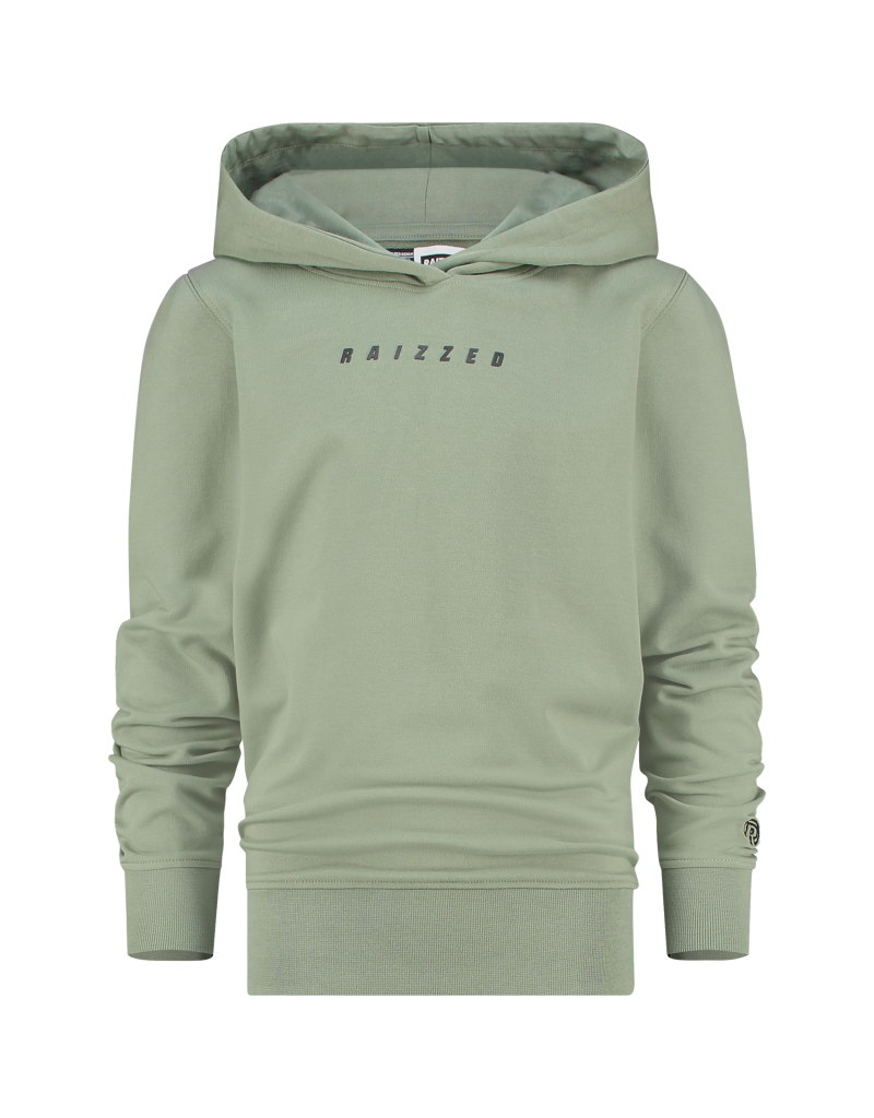 HOODIE NEW CASTLE NEW OLIVE