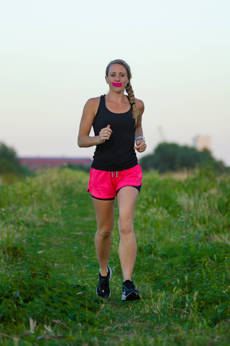 5-weekse Mindful Run/Walk Cursus