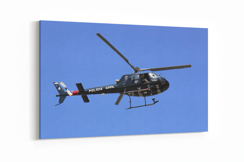 Helicopter policia civil