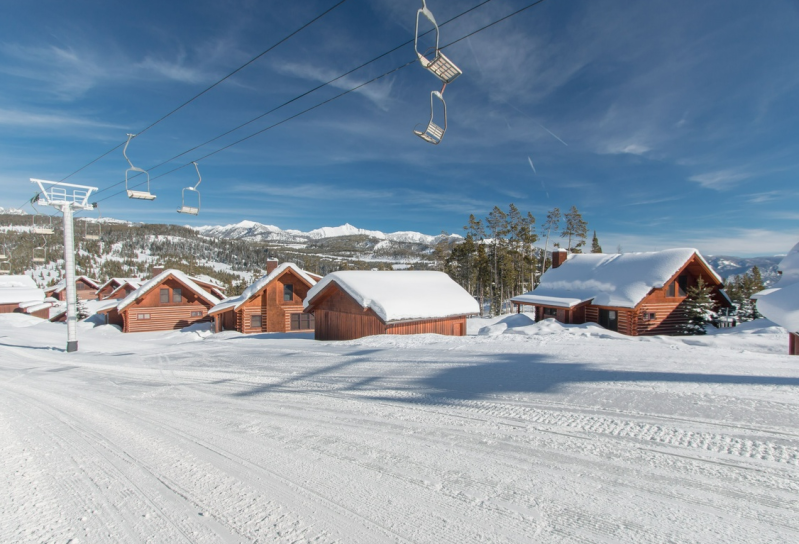 Big Sky Ski Vacation From $3800 per person