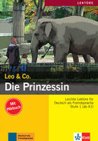 Die Prinzessin + audio cd