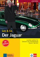 Der Jaguar + audio cd (A2)