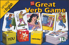 The great verb game (A2-B1)