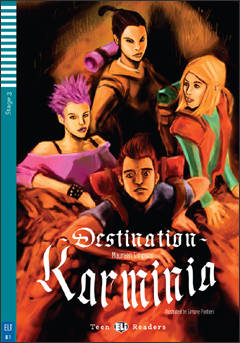 Destination Karminia + cd (B1)