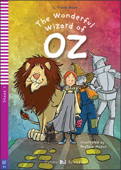 The Wonderful Wizard of Oz + cd (A1)