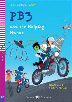 PB3 and the Helping Hands + video rom (A1)