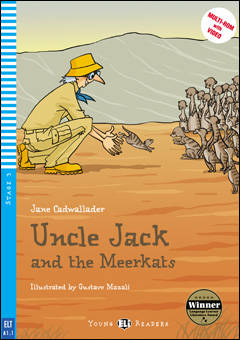 Uncle Jack and the Meerkats + dvd rom (A1.1)