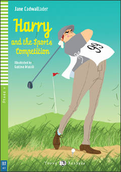 Harry and the Sport's Competition + cd (A2)