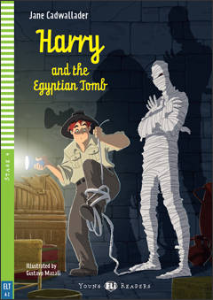 Harry and the Egyptian Tomb + video rom (A2)