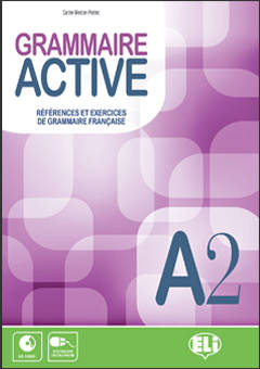 Grammaire Active A2 met cd