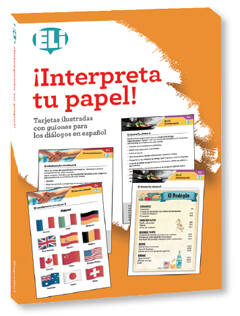 Interpreta tu papel! (A1-B2)