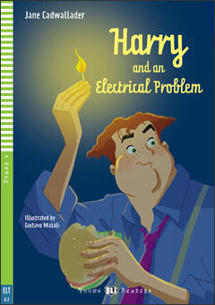 Harry and the Electric Problem + cd (A2)